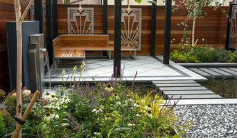 Art Deco Garden Liverpool