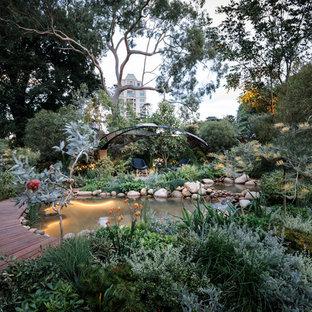 Asian garden in Geelong.