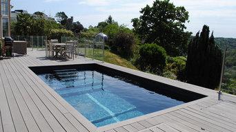 Award Winning Residential Swimspa, Clifton