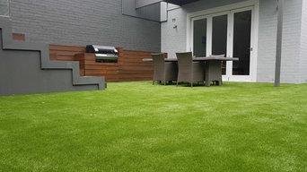 Backyard in Randwick