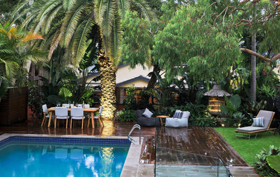 Lay of the Landscape: Tropical Garden Style