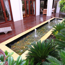Asian Landscape by ecodesign Pty Ltd