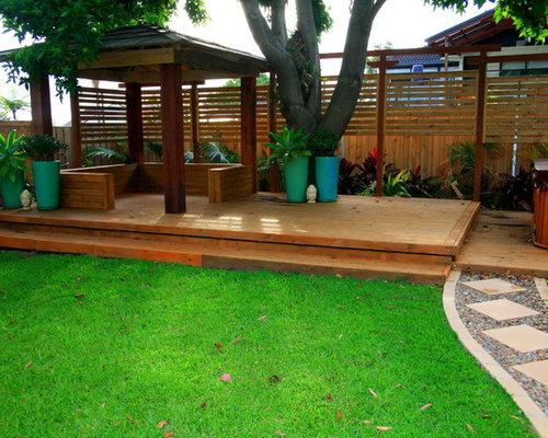 Balinese garden design houzz for Balinese garden design