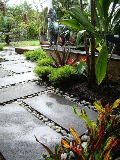Asian Garden by The Outdoor Room Queensland