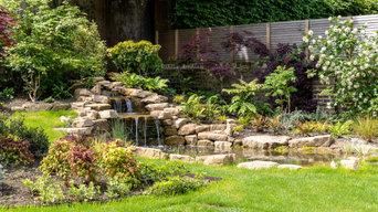 Barnes Family Garden