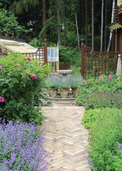 Классический Сад by CGD Landscape Design
