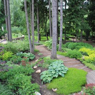 Jardin montagne avec une pente, une colline ou un talus : Photos et ...