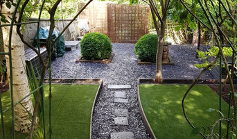 Bath Garden Design & Build