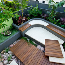 Tropical Landscape by Cultivart Landscape Design