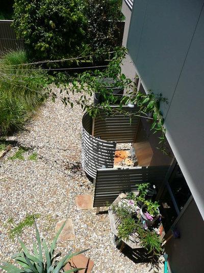 Tropical Garden by Zugai Strudwick Architects
