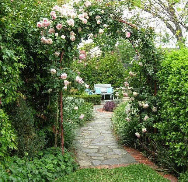 Traditional Landscape by Ladybird Garden Design