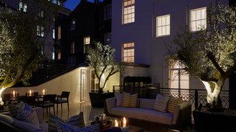 Belgravia Roof Terrace
