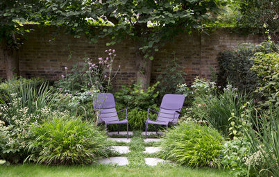 Patio of the Week: A Beautiful Walled English Garden