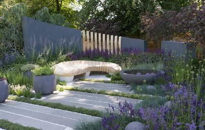 7 (schnelle) Ideen für Gärten im modernen Look