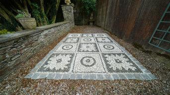 Bespoke Pebble Mosaic