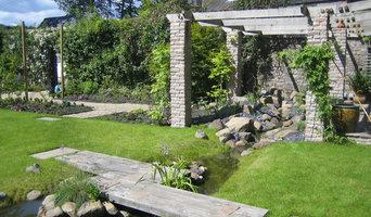 Big Walled Garden in St Andrews