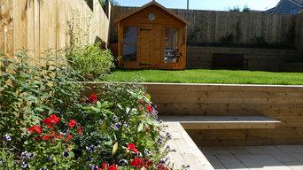 Bishopbriggs Garden Re-Design