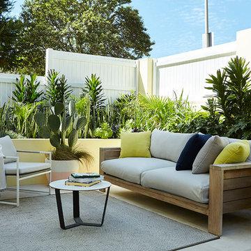 Bondi Beach Courtyard