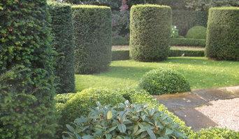 Bowdon garden