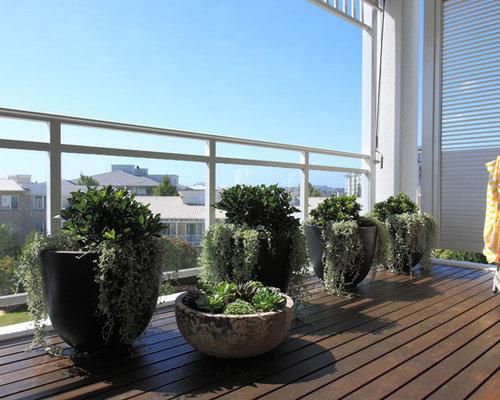 Balcony Garden | Houzz