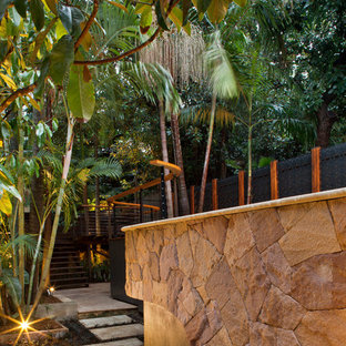 This is an example of a contemporary landscaping in Sydney.