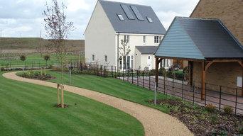 Brooklands Garden Design