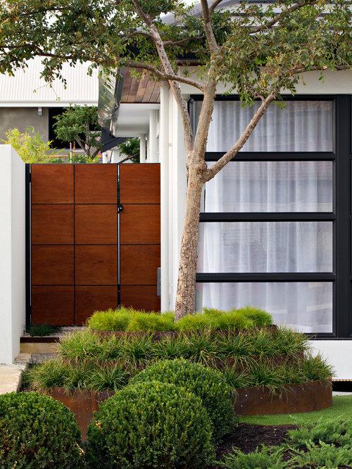 Japanese Garden Gates Design Ideas Remodel Pictures Houzz