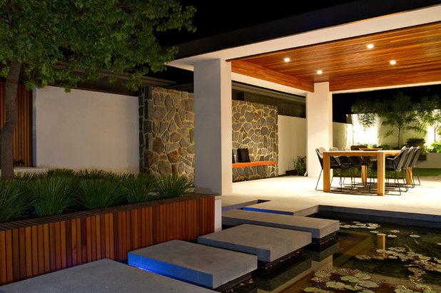 Asian Garden by Tim Davies Landscaping | Perth