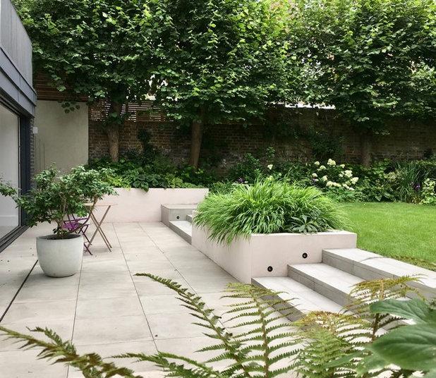Сад by Joanne Bernstein Garden Design