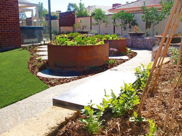 So your garden style is cook 39 s garden for Ground force garden designs