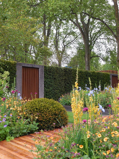 Кантри Сад Chelsea Flower Show 2015 - The Homebase Urban Retreat Garden