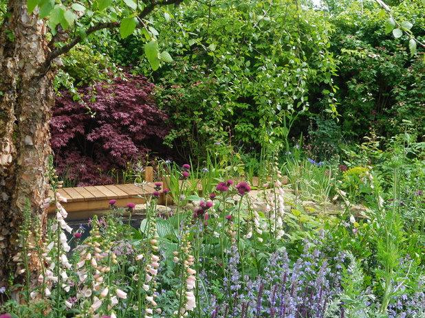 Country Garden Chelsea Flower Show 2015 - The M&G Garden Retreat