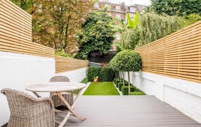 Просто фото: Маленькие сады на заднем дворе — 28 решений