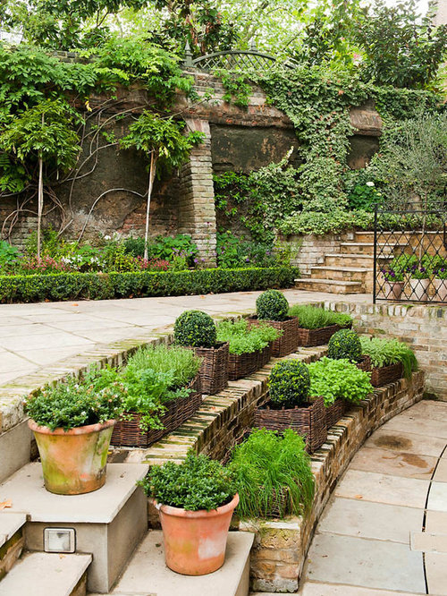 Garden Design Ideas, Renovations & Photos