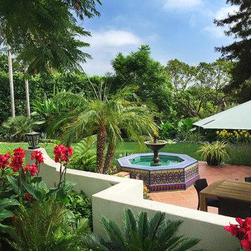 Cheviot Hills Estate Garden