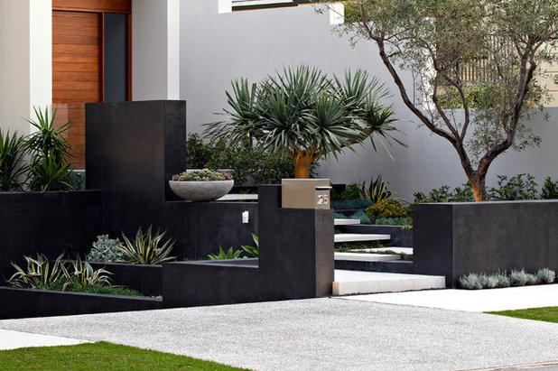 Vorgarten gestalten 10 tipps f r pflanzen in vorg rten for Moderne beetbepflanzung