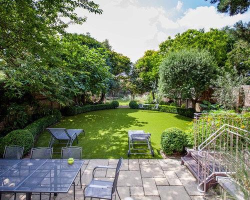 Garden Lawn Design Ideas & Remodel Pictures   Houzz