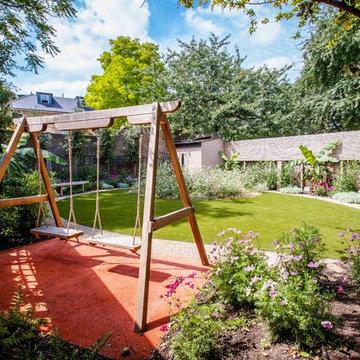 Clapham Family Garden