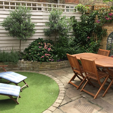 Clapham Family Home - Garden