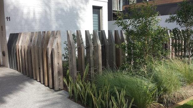 Modern Garten by Jamie King Landscape Architect