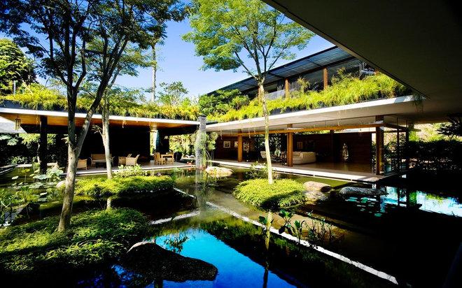 Тропический Сад by Guz Architects
