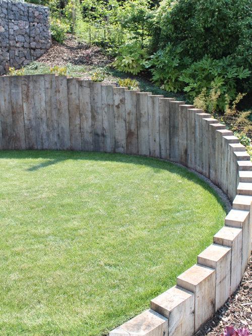 Foto e idee per giardini grande giardino al mare for Idee giardino grande