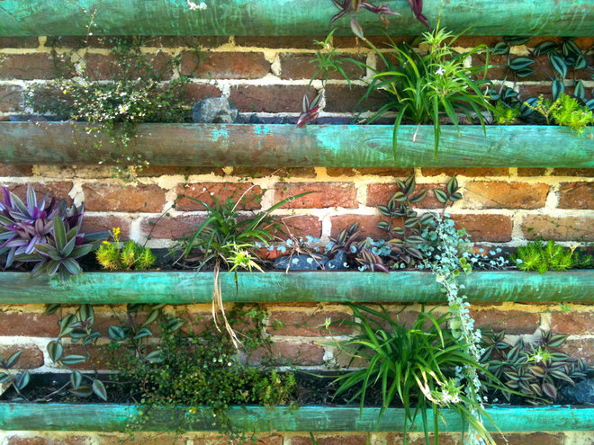 Eclectic Landscape by sustainable garden design perth