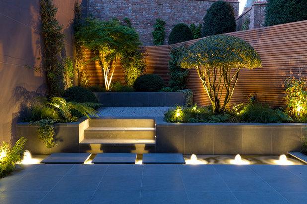Contemporary Garden by John Davies Landscape