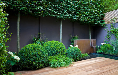 10 Reasons to Use Black in Your Outside Space