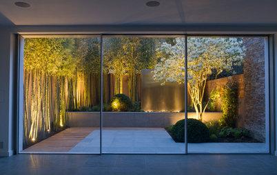 Pregunta al experto: Cómo crear juegos de luces y sombras en un jardín