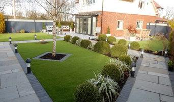Contemporary Artificial  Lawns