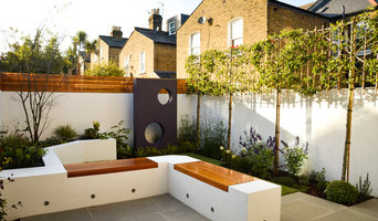 Contemporary Balham Garden