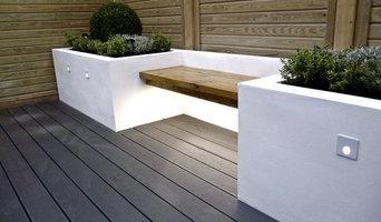 Contemporary Garden Deck Project in Earlsfield