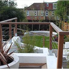 Contemporary Landscape by Josh Ward Garden Design
